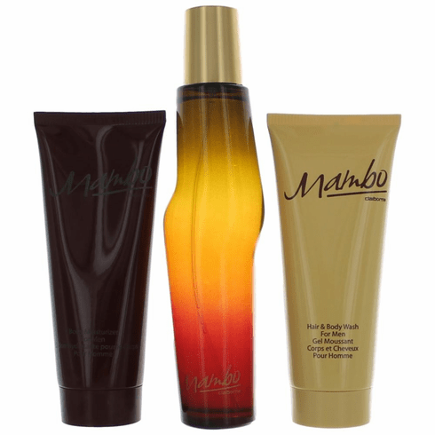 Mambo by Liz Claiborne, 3 Piece Gift Set for men