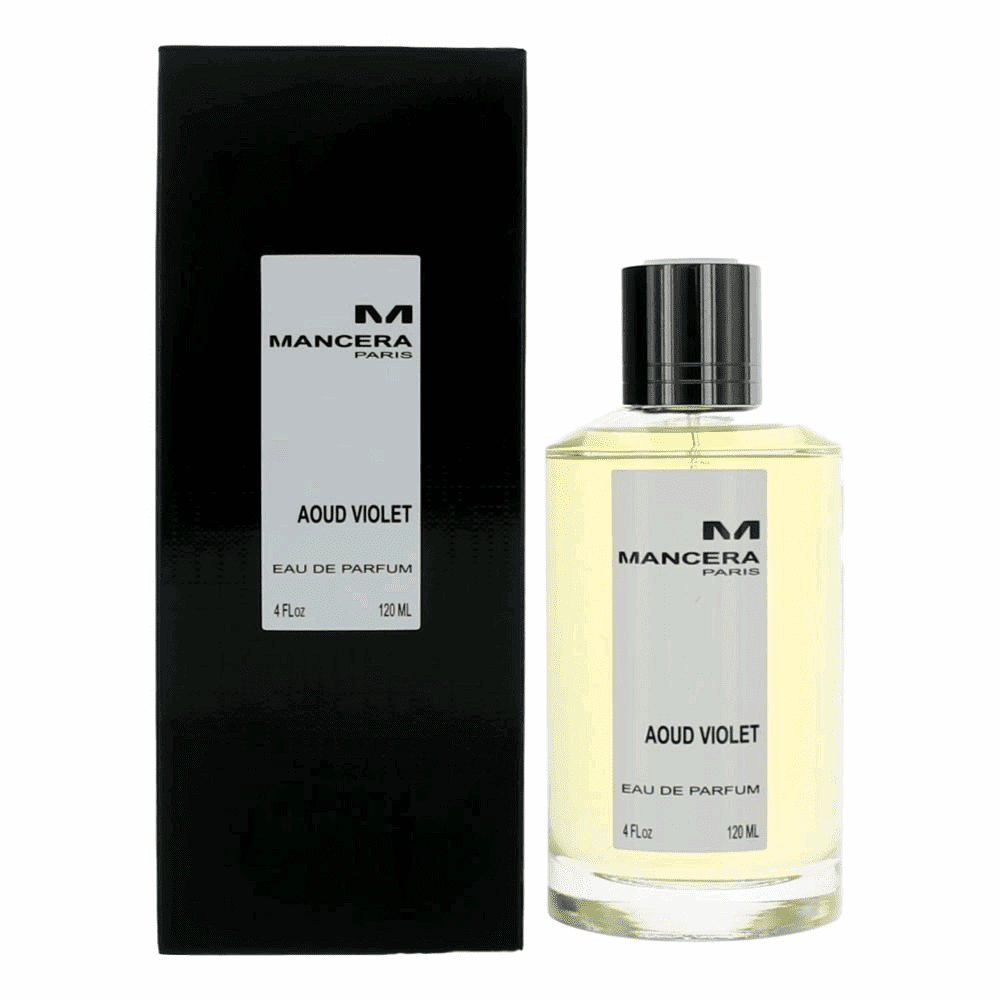 Mancera Aoud Violet by Mancera, 4 oz Eau De Parfum Spray for Unisex