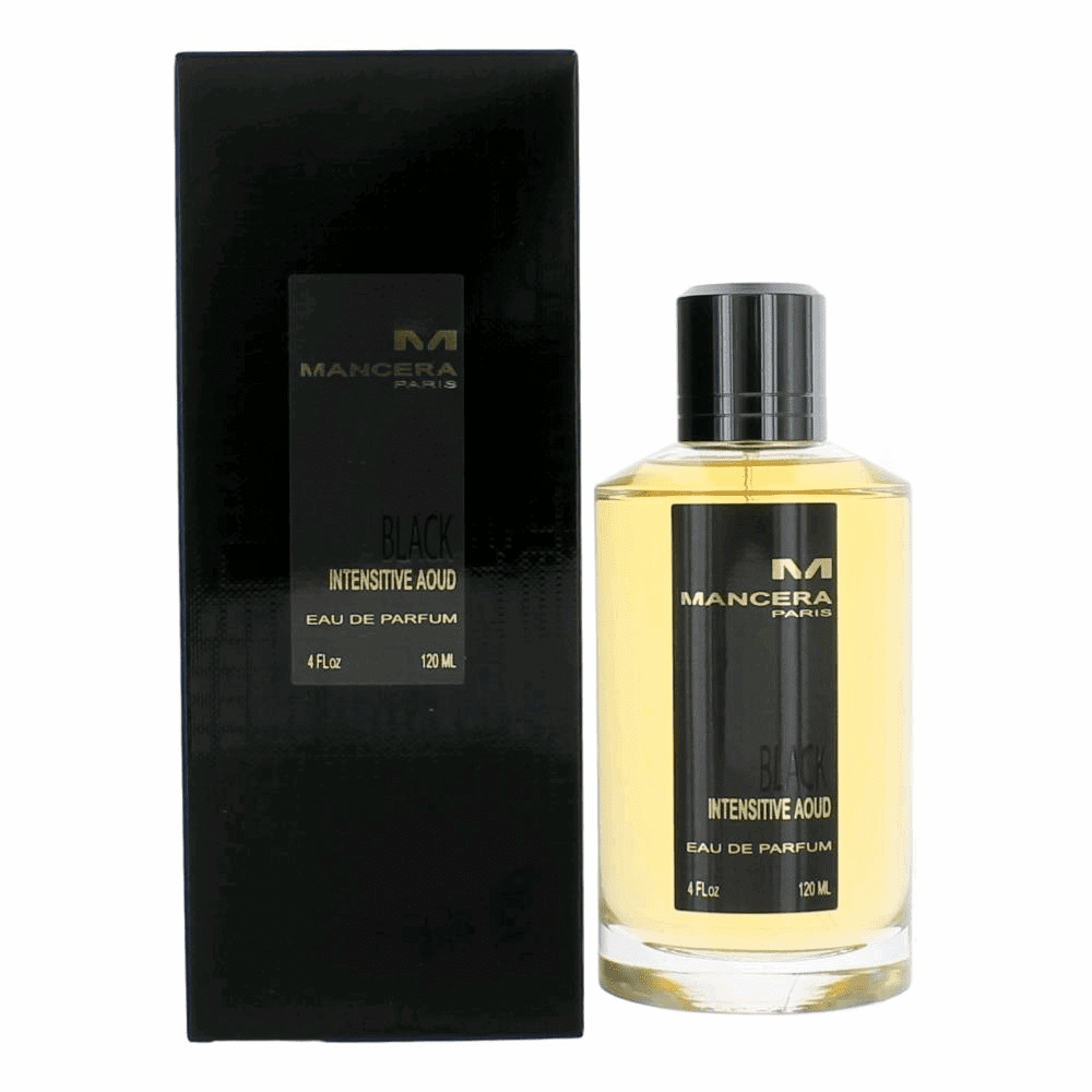 Mancera Black Intensitive Aoud by Mancera, 4 oz Eau De Parfum Spray for Unisex