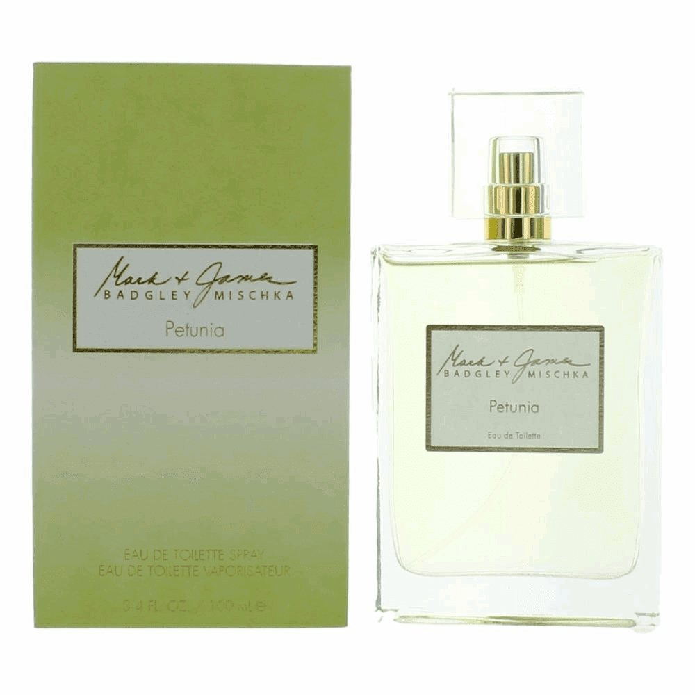 Mark & James Petunia by Badgley Mischka, 3.4 oz Eau De Toilette Spray for Women