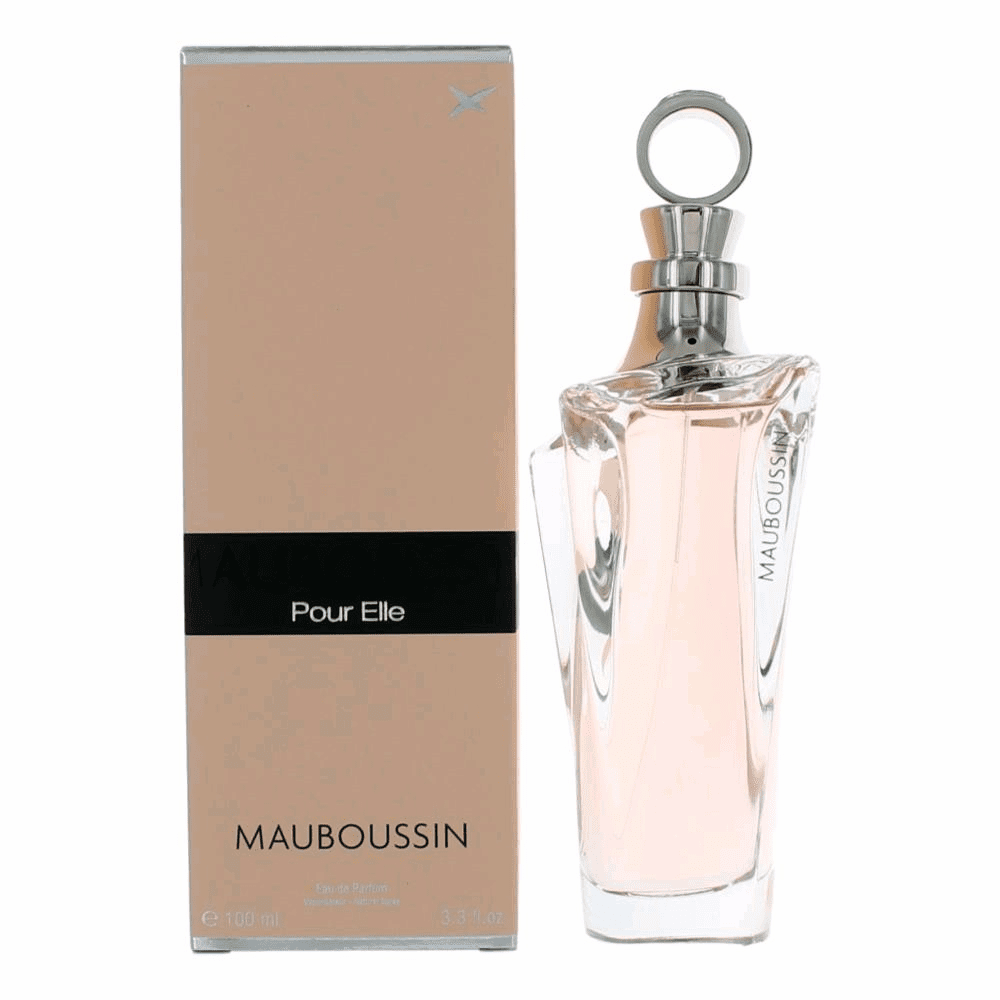 Mauboussin Pour Elle by Mouboussin, 3.3 oz Eau De Parfum Spray for Women
