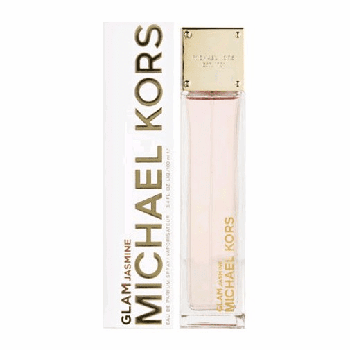 Michael Kors Glam Jasmine by Michael Kors, 3.4 oz Eau De Parfum Spray for Women