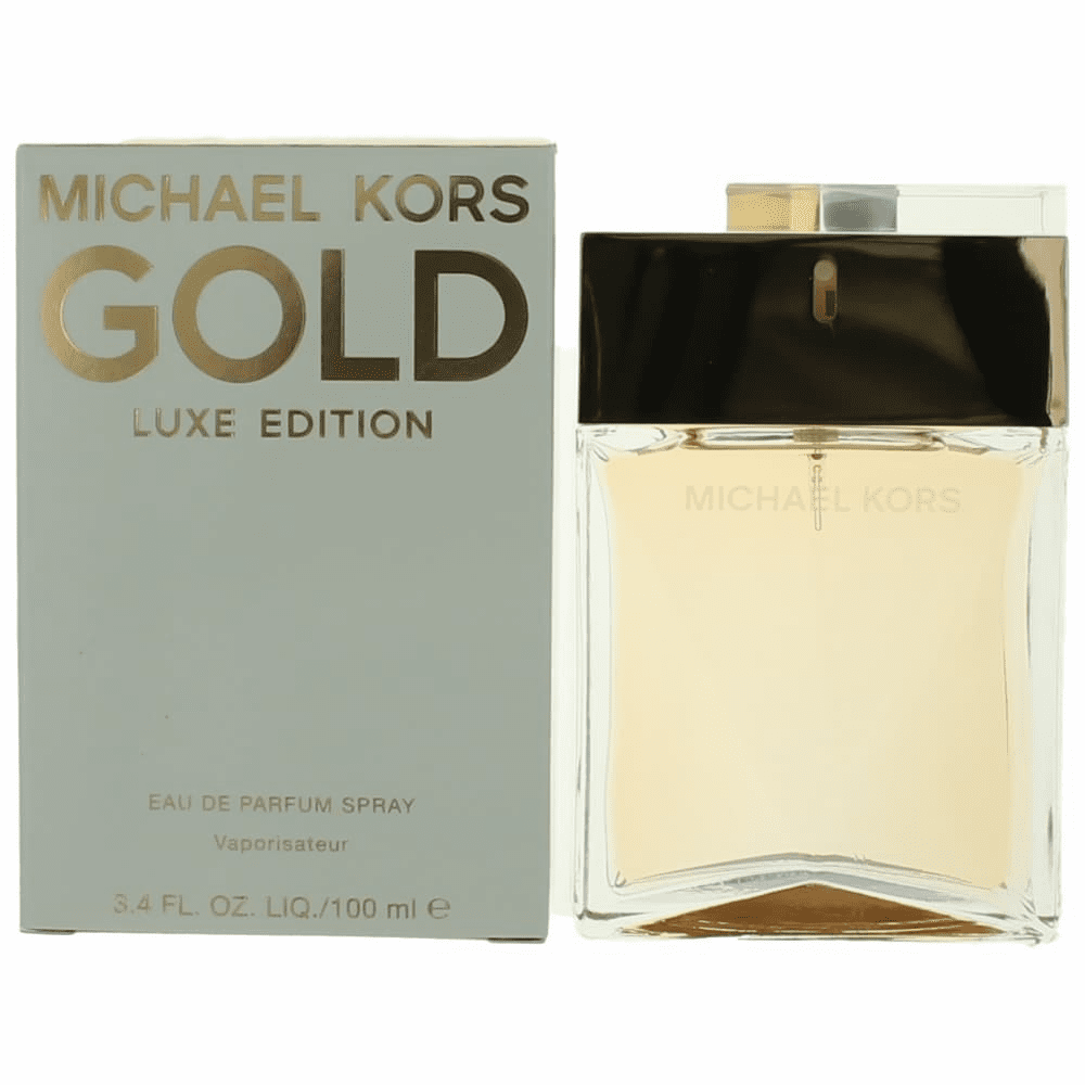Michael Kors Gold Luxe by Michael Kors, 3.4 oz Eau De Parfum Spray for Women