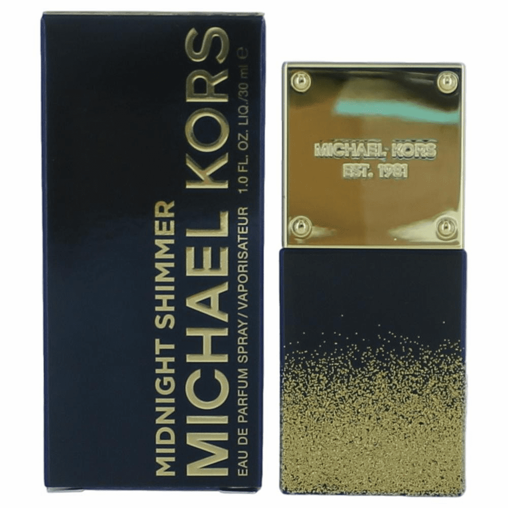 Midnight Shimmer by Michael Kors, 1 oz Eau De Parfum Spray for Women