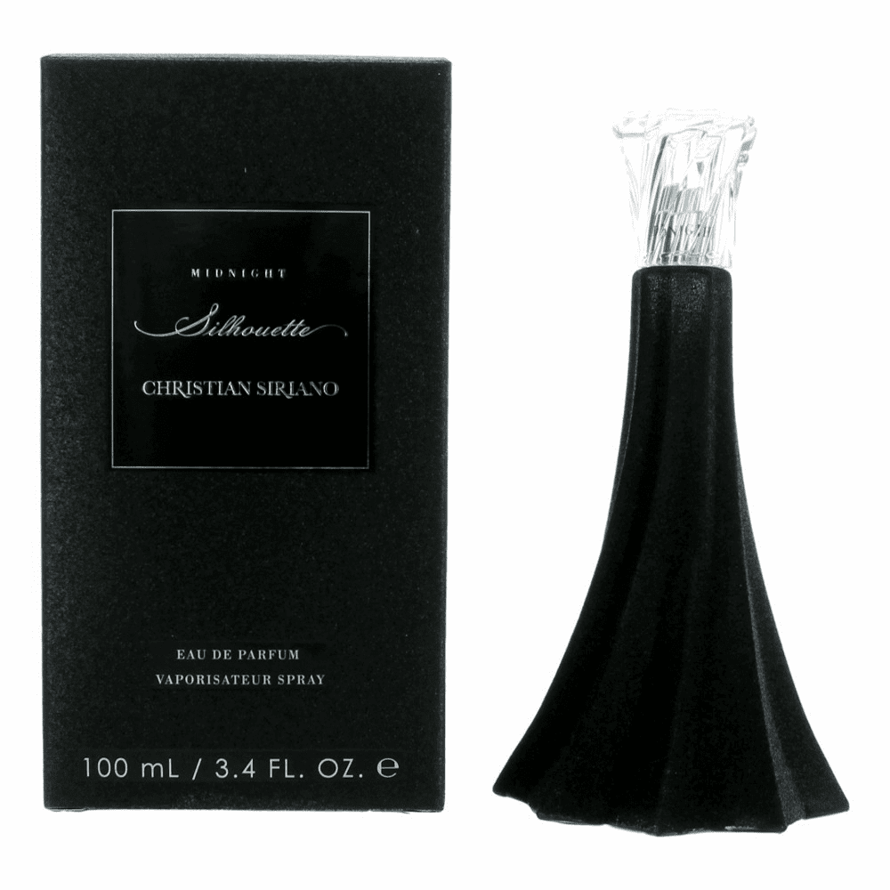 Midnight Silhouette by Christian Siriano, 3.4 oz Eau De Parfum Spray for Women