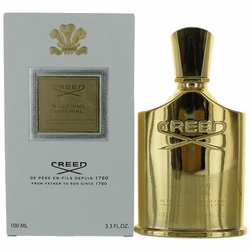 Millesime Imperial by Creed, 3.3 oz Millesime Eau De Parfum Spray Unisex