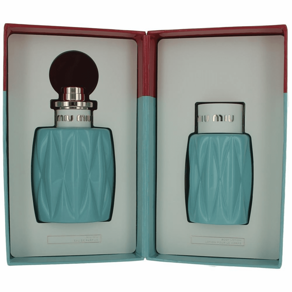 Miu Miu by Miu Miu, 2 Piece Gift Set for Women