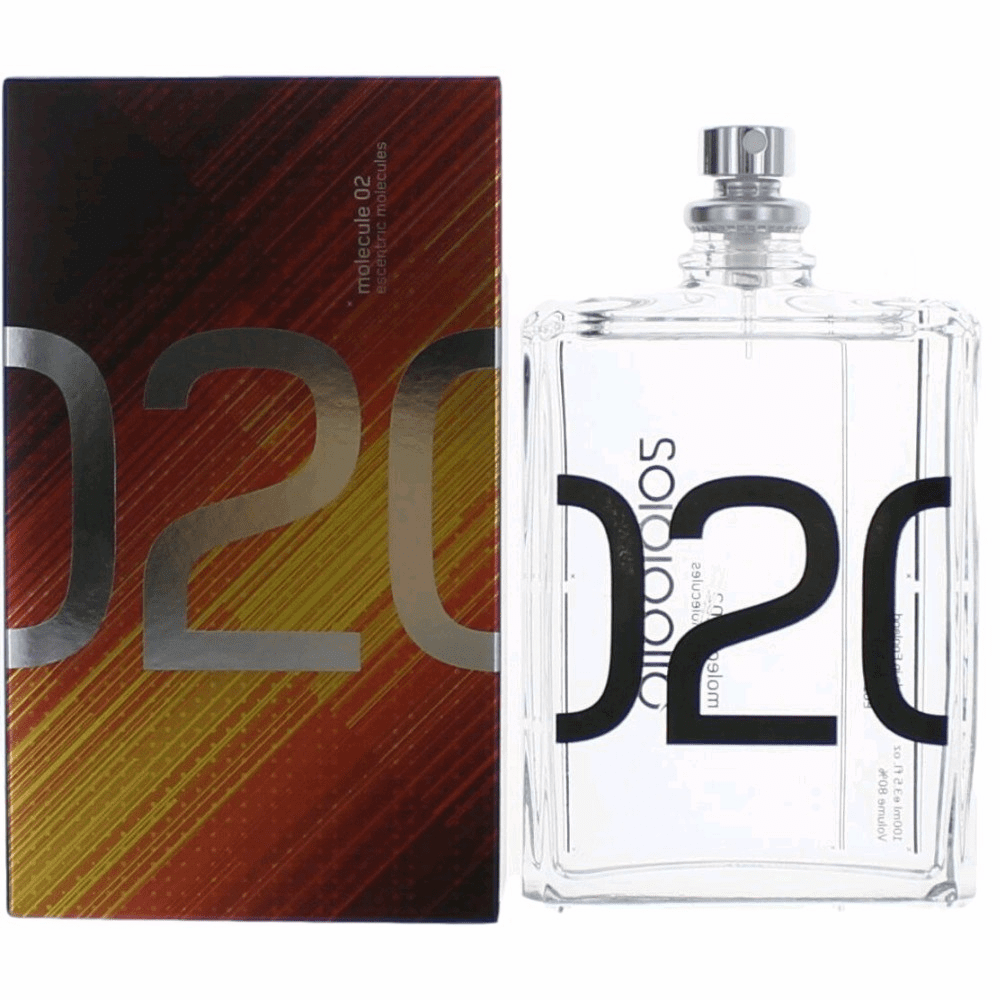 Molecule 02 by Escentric Molecules, 3.5 oz Eau De Toilette Spray Unisex