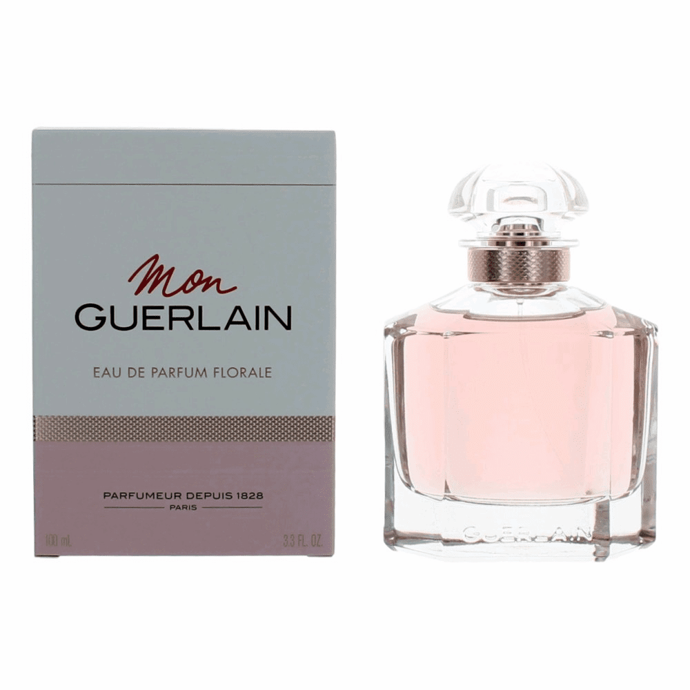 Mon Guerlain Florale by Guerlain, 3.3 oz Eau De Parfum Spray for Women