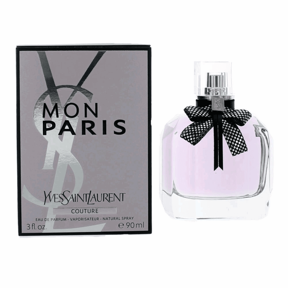 Mon Paris Couture by Yves Saint Laurent, 3 oz Eau De Parfum Spray for Women