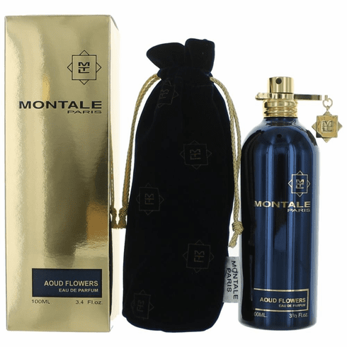 Montale Aoud Flowers by Montale, 3.4 oz Eau De Parfum Spray for Unisex