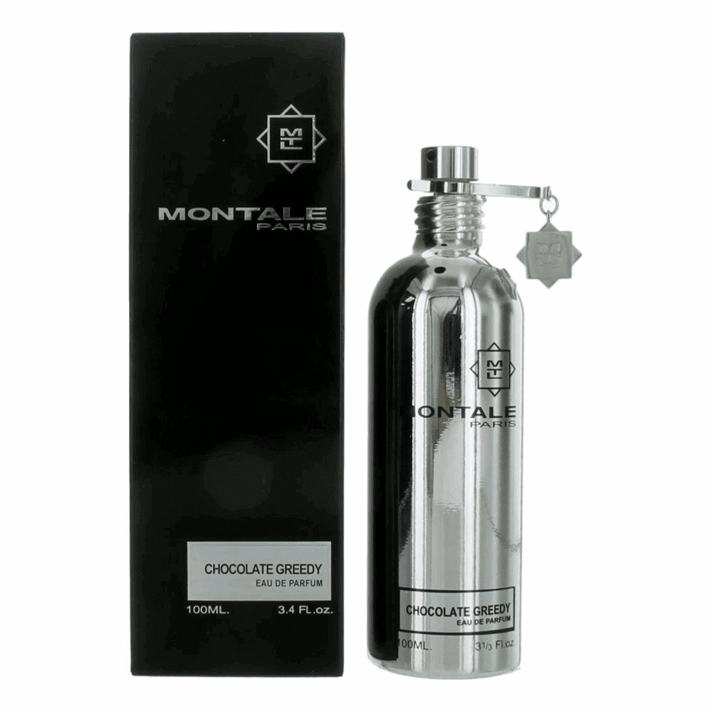 Montale Chocolate Greedy by Montale, 3.4 oz Eau De Parfum Spray for Unisex