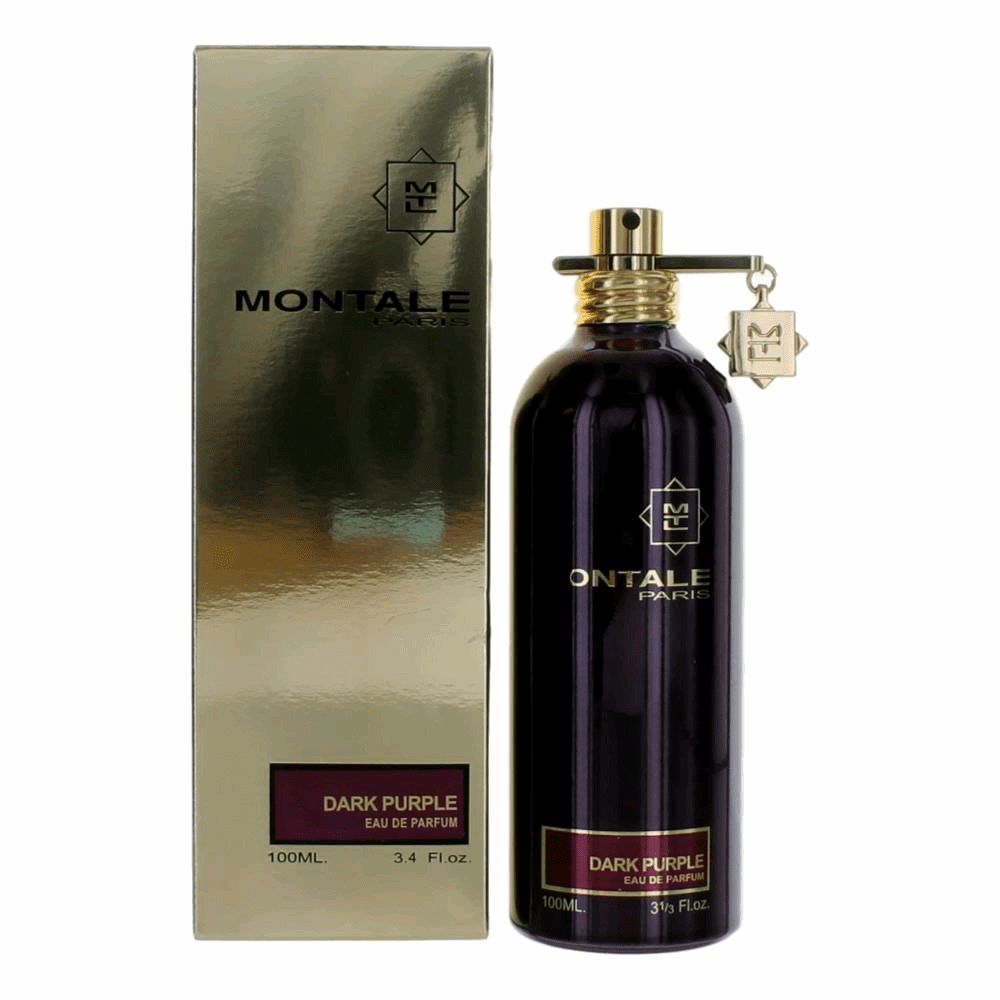 Montale Dark Purple by Montale, 3.4 oz Eau De Parfum Spray for Women