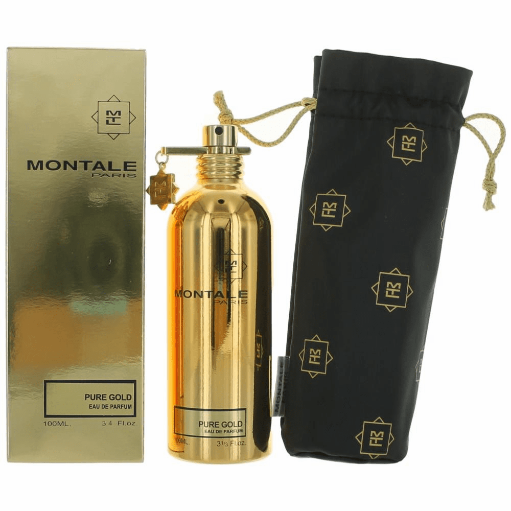 Montale Pure Gold by Montale, 3.4 oz Eau De Parfum Spray for Women