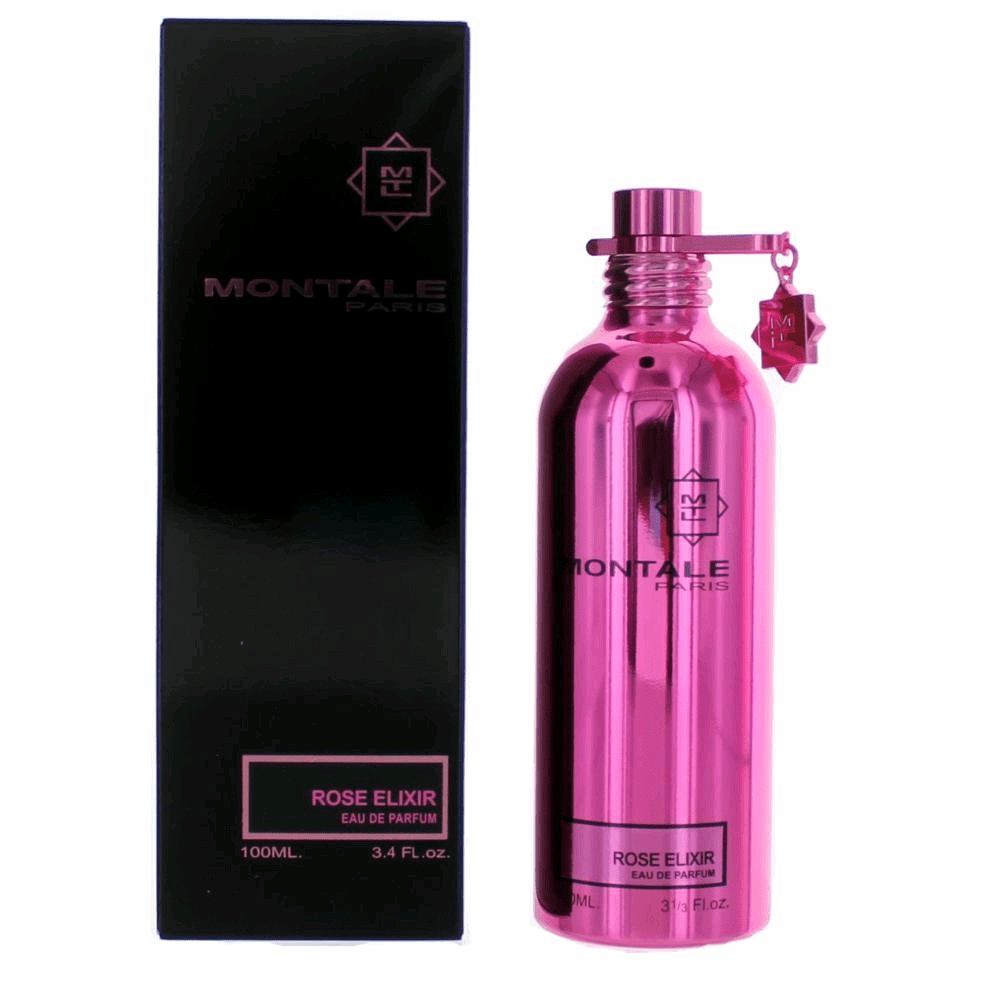 Montale Rose Elixir by Montale, 3.3 oz Eau De Parfum for Women