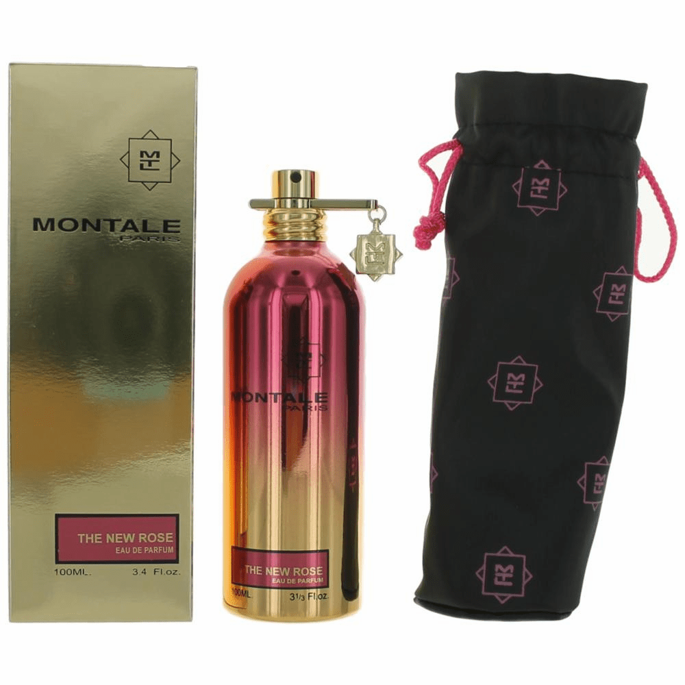 Montale The New Rose by Montale, 3.4 oz Eau De Parfum Spray for Unisex