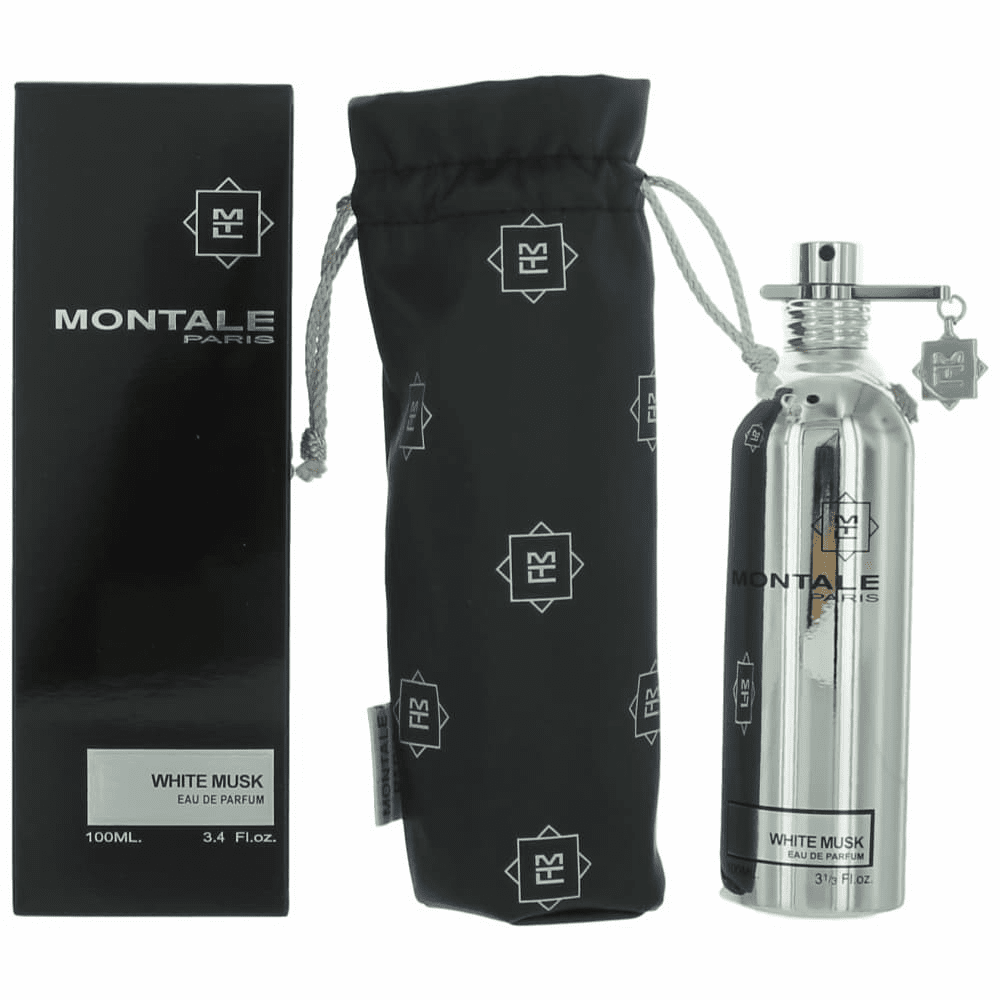 Montale White Musk by Montale, 3.4 oz Eau De Parfum Spray for Unisex