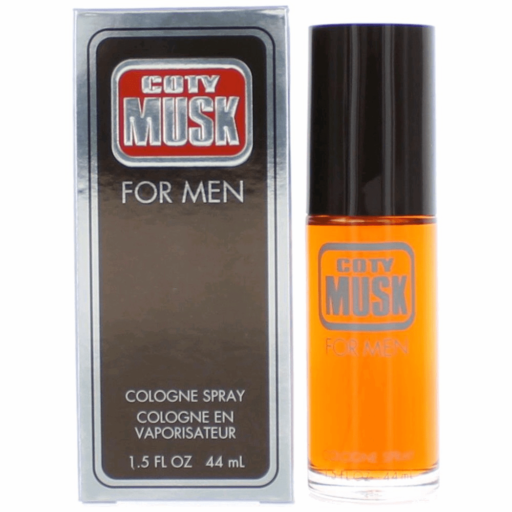 Musk by Coty, 1.5 oz Cologne Spray for Men