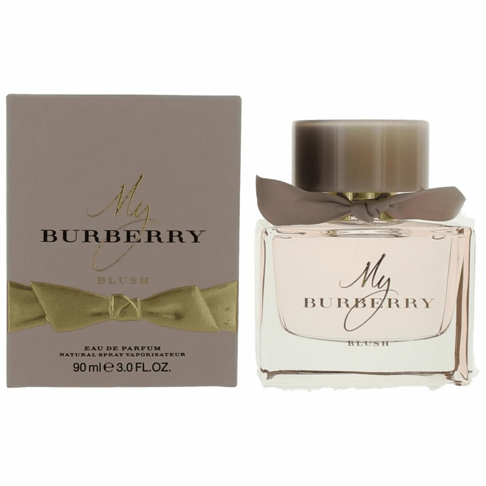 My Burberry Blush by Burberry, 3 oz Eau De Parfum Spray for Women