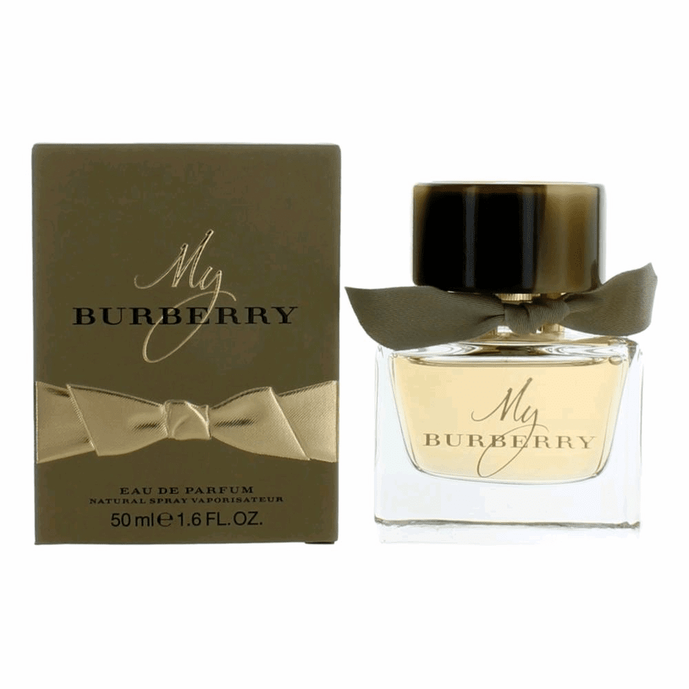 My Burberry by Burberry, 1.6 oz Eau De Parfum Spray for Women