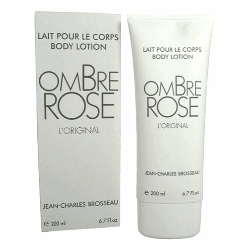Ombre Rose by Jean-Charles Brosseau, 6.7 oz Body Lotion for women