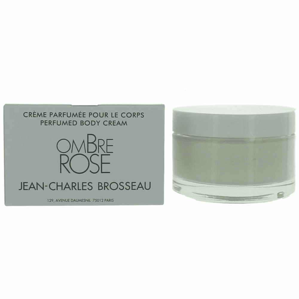 Ombre Rose by Jean-Charles Brosseau, 6.7 oz Perfumed Body Cream for Women