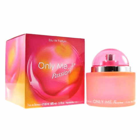 Only Me Passion by Yves de Sistelle, 3.3 oz Eau De Parfum Spray for Women