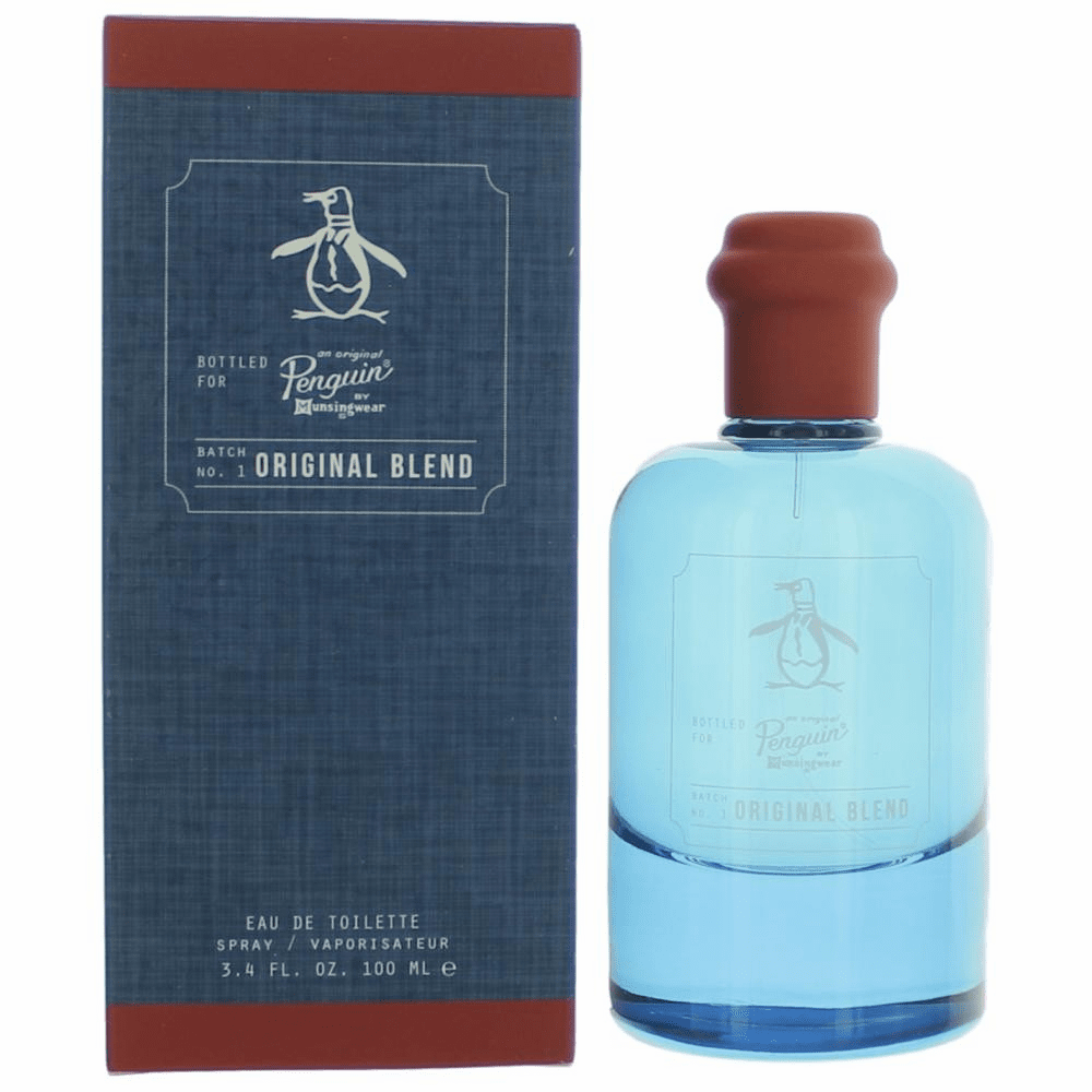Original Penguin Original Blend by Munsingwear, 3.4 oz Eau De Toilette Spray for Men