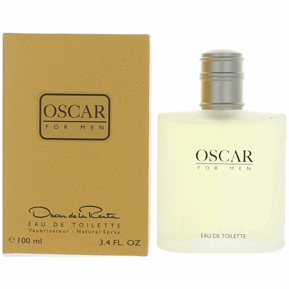 Oscar by Oscar de la Renta, 3.4 oz Eau De Toilette Spray for Men