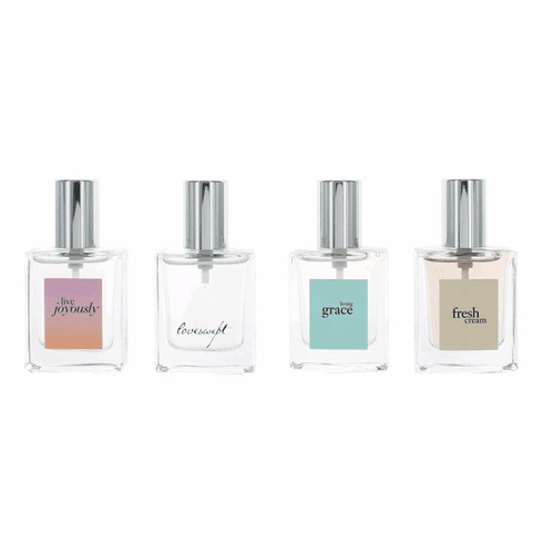 Philosophy by Philosophy, 4 Piece Variety Set For Women