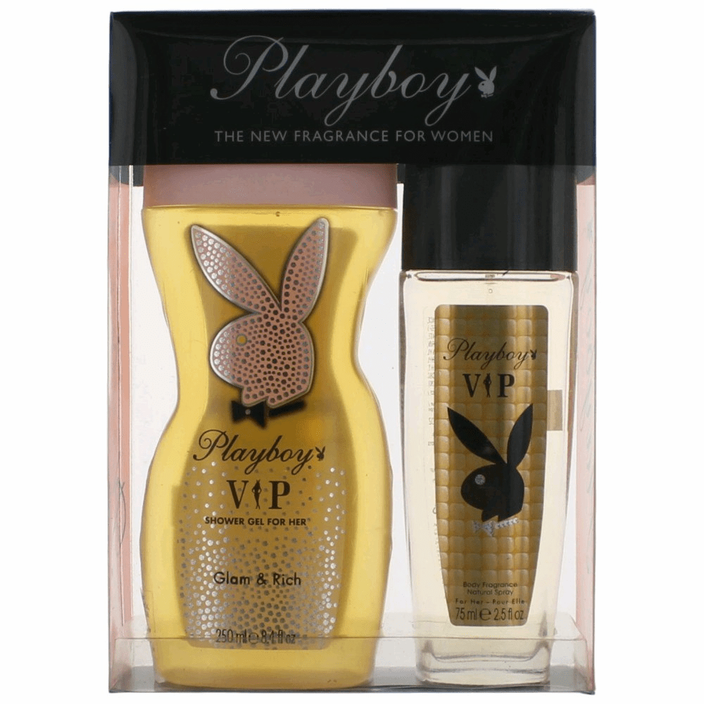 Playboy VIP by Coty, 2 Piece Gift Set for Women