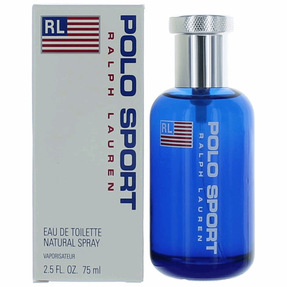 Polo Sport by Ralph Lauren, 2.5 oz Eau De Toilette Spray for Men