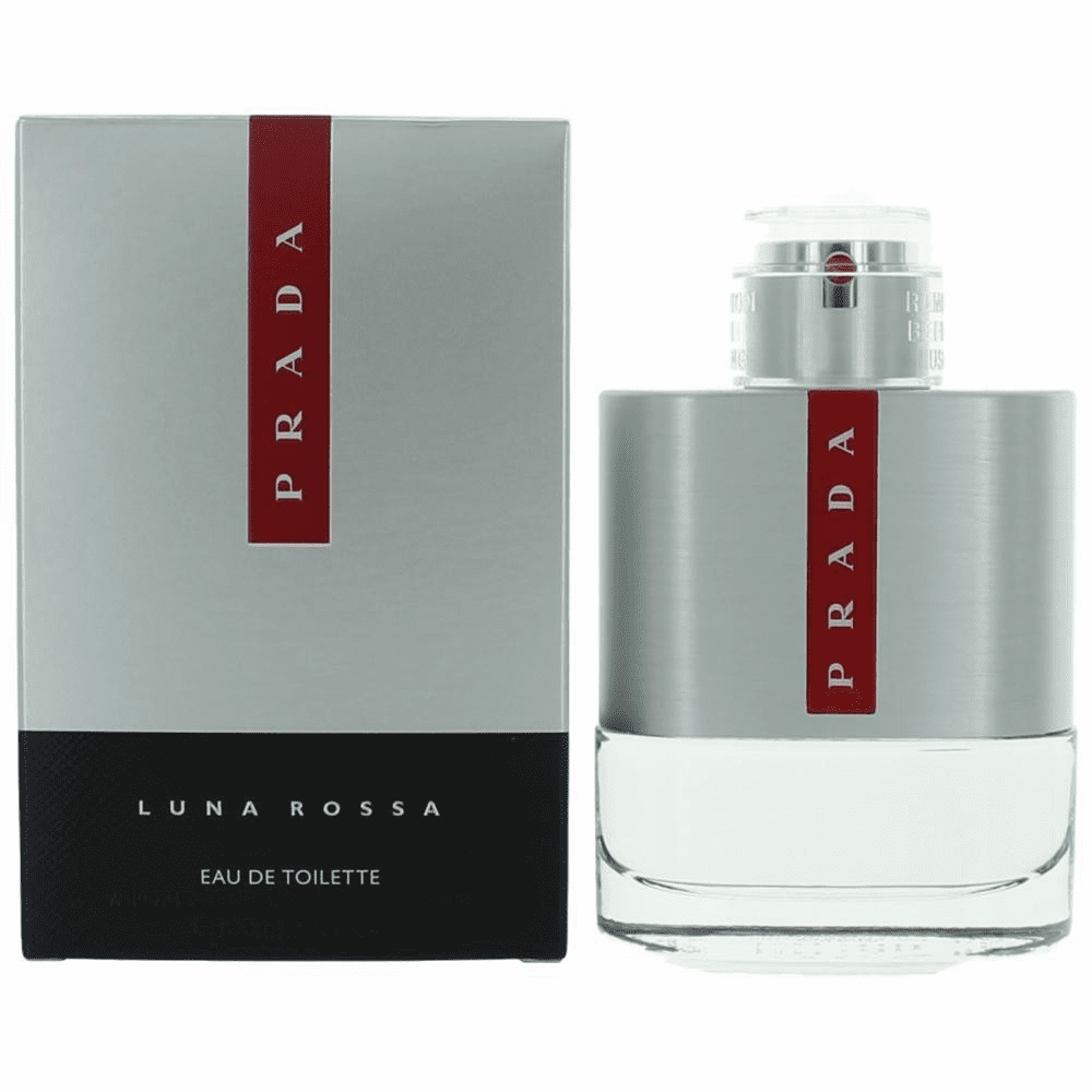 Prada Luna Rossa by Prada, 3.4 oz Eau De Toilette Spray for Men