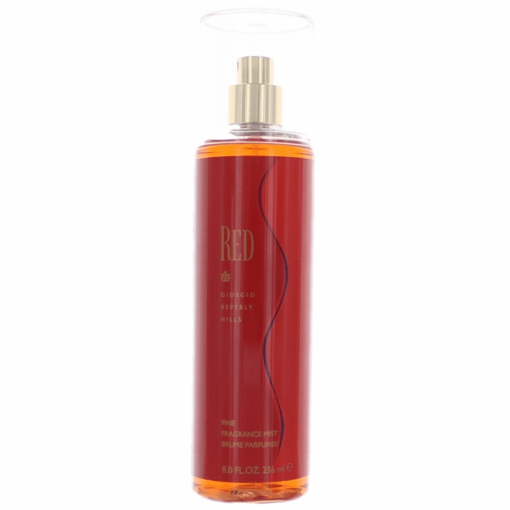 Red by Beverly Hills, 8 oz Fine Fragrance Mist for Women