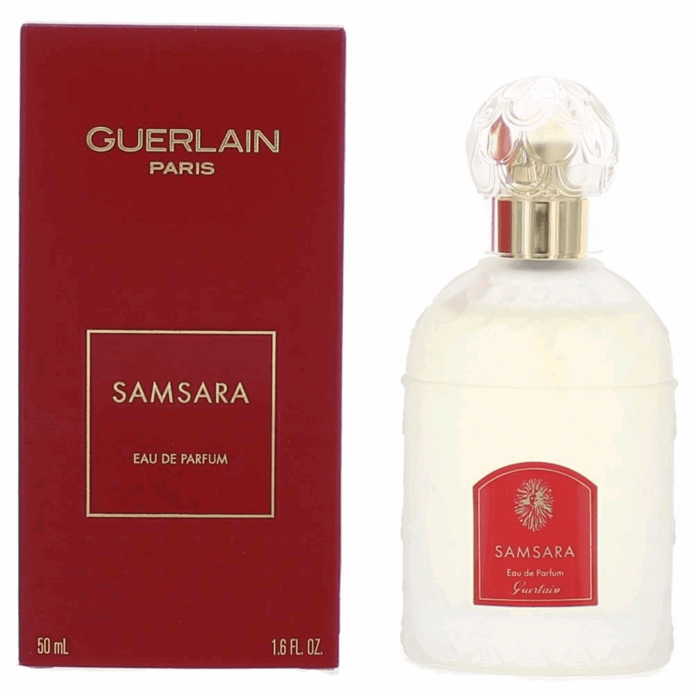Samsara by Guerlain, 1.6 oz Eau De Parfum Spray for Women