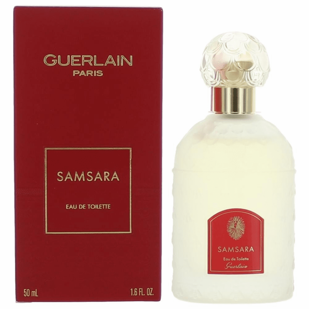 Samsara by Guerlain, 1.6 oz Eau De Toilette Spray for Women