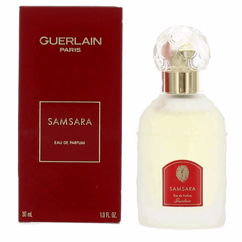 Samsara by Guerlain, 1 oz Eau De Parfum Spray for Women