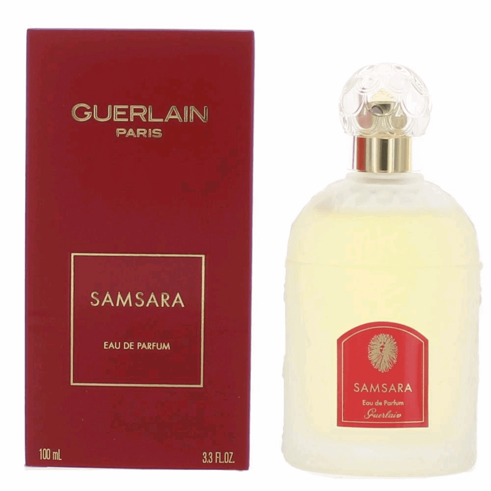 Samsara by Guerlain, 3.3 oz Eau De Parfum Spray for Women