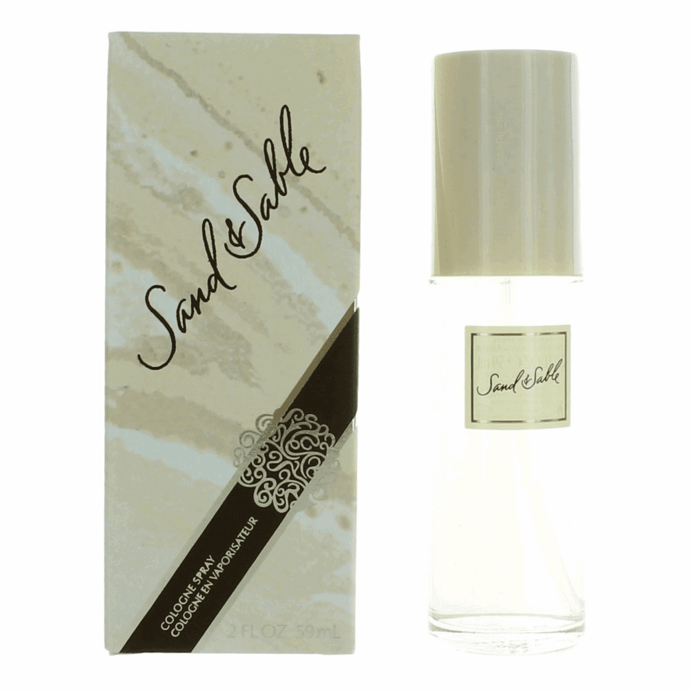 Sand & Sable by Coty, 2 oz Cologne Spray for women