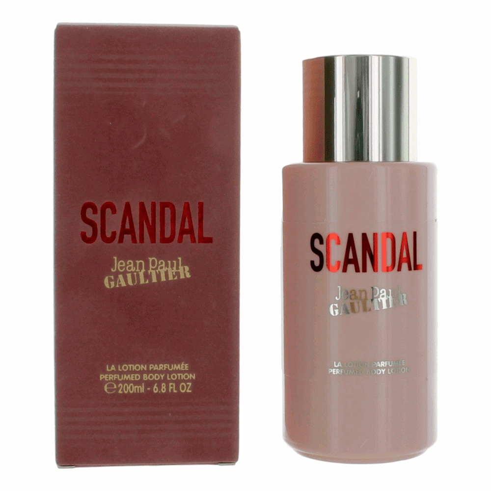 Scandal by Jean Paul Gaultier, 6.7 oz Perfumed Body Lotion for Women