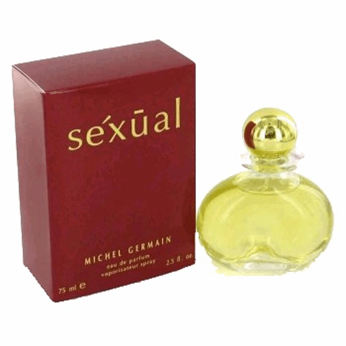 Sexual by Michel Germain, 2.5 oz Eau De Parfum Spray for women