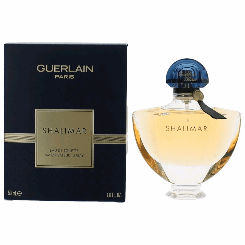 Shalimar by Guerlain, 1.6 oz Eau De Toilette Spray for Women