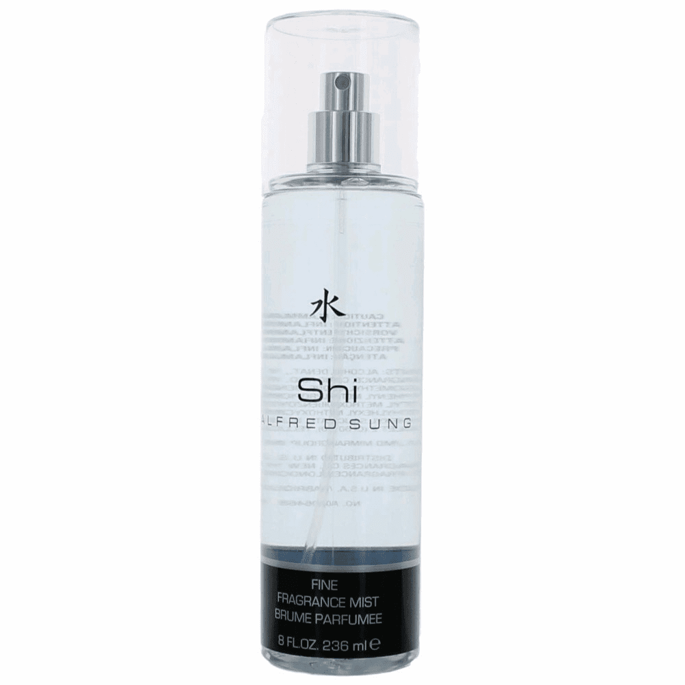 Shi by Alfred Sung, 8 oz Fine Fragrance Mist for Women