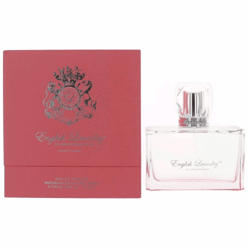 Signature Femme by English Laundry, 3.4 oz Eau De Parfum Spray for Women