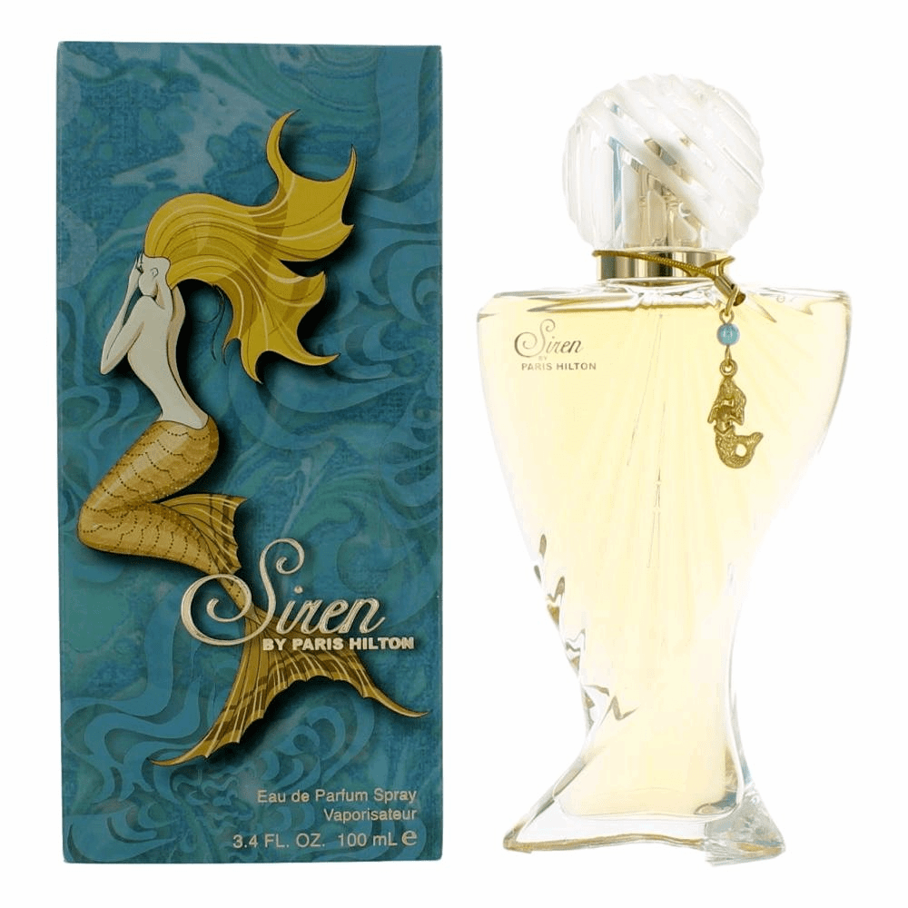 Siren by Paris Hilton, 3.4 oz Eau De Parfum Spray for Women