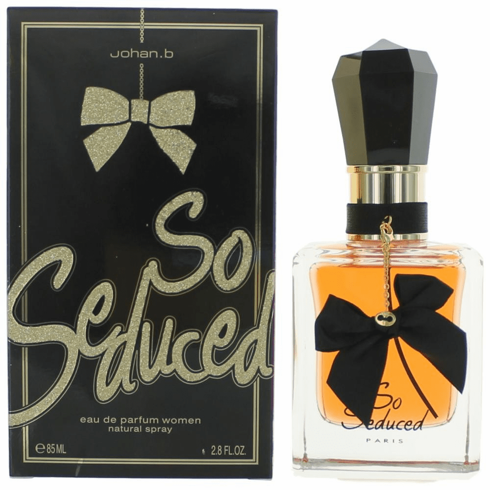 So Seduced by Johan.b, 2.8 oz Eau De Parfum Spray for Women