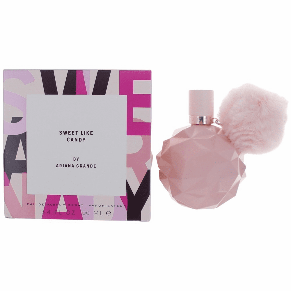 Sweet Like Candy by Ariana Grande, 3.4 oz Eau De Parfum Spray for Women