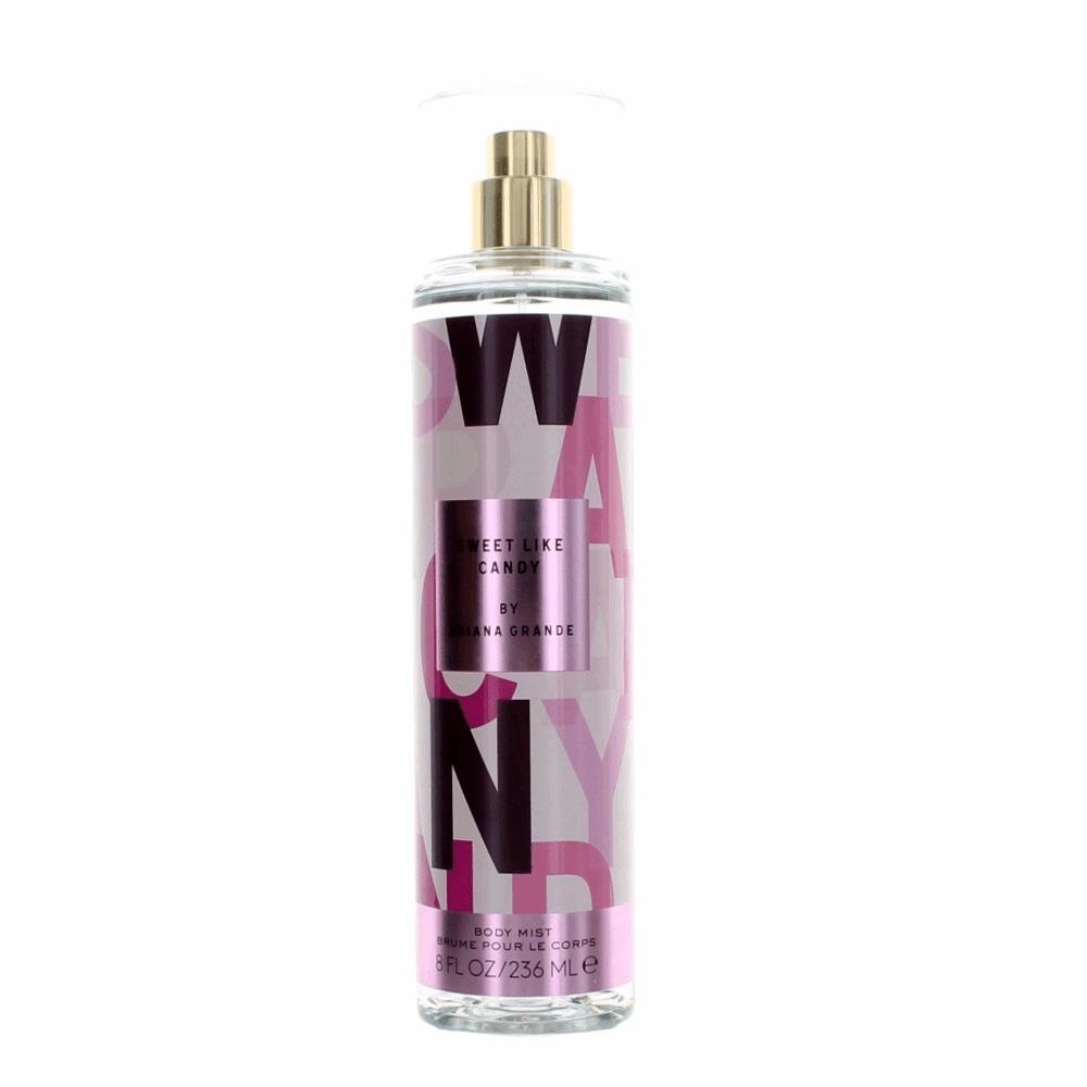 Sweet Like Candy by Ariana Grande, 8 oz Body Mist for Women