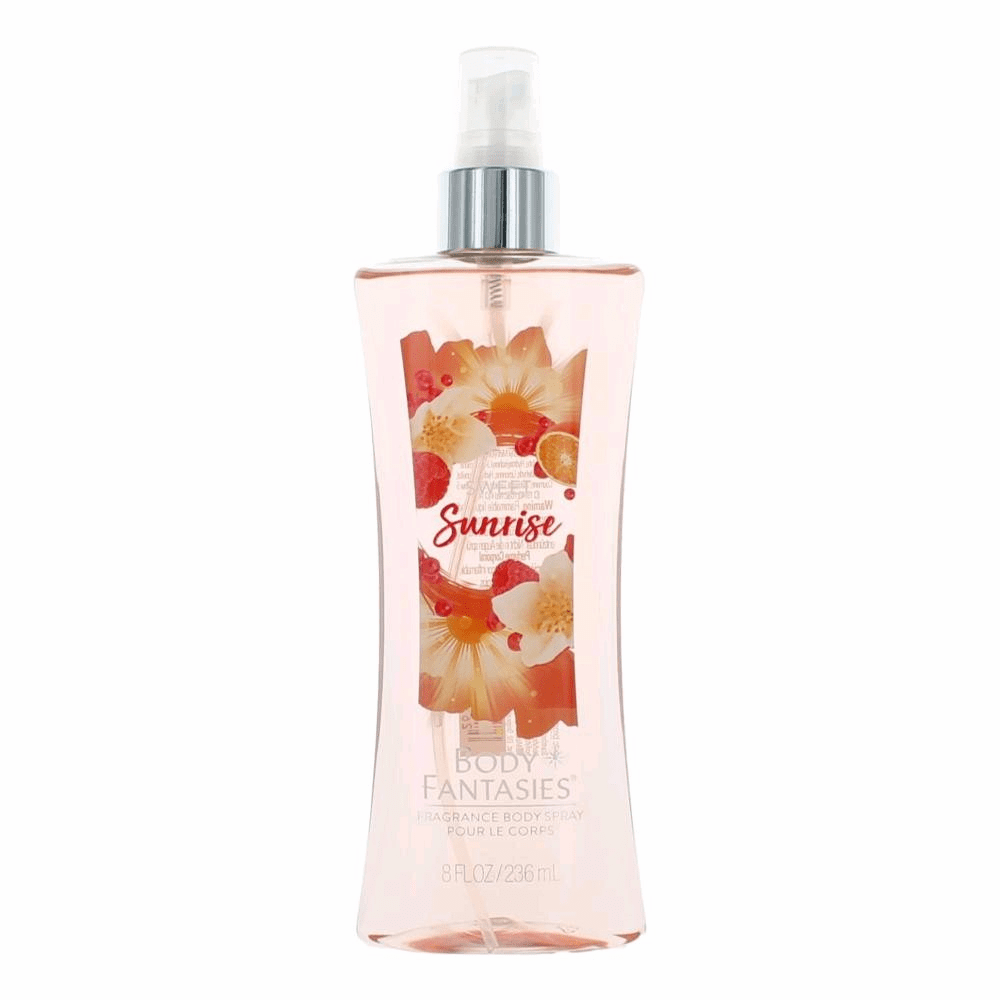 Sweet Sunrise Fantasy by Body Fantasies, 8 oz Fragrance Body Spray for Women