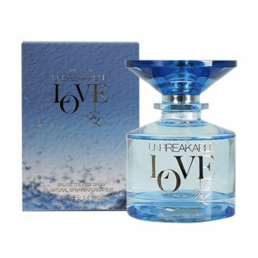 Unbreakable Love by Khloe and Lamar, 3.4 oz Eau De Toilette Spray Unisex